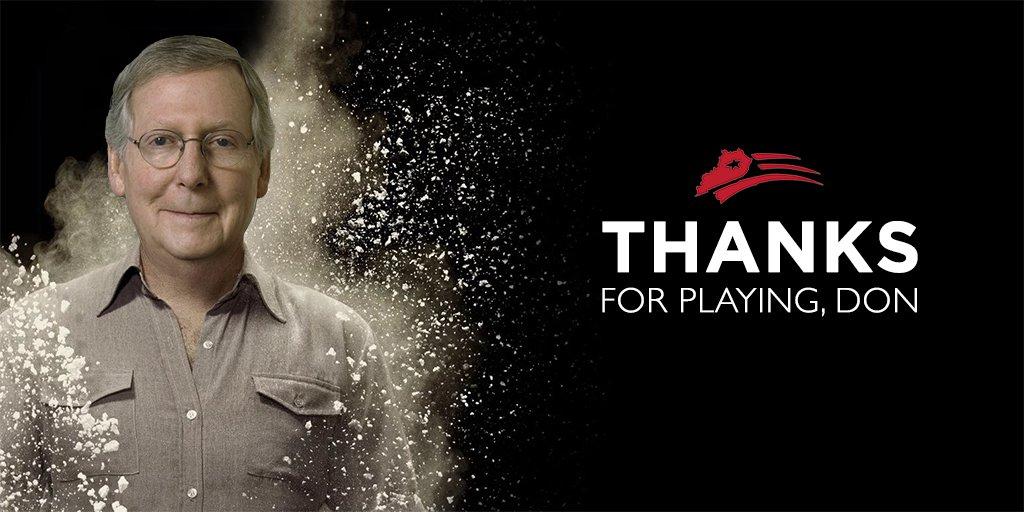 Thanks for playing, @DonBlankenship. #WVSen