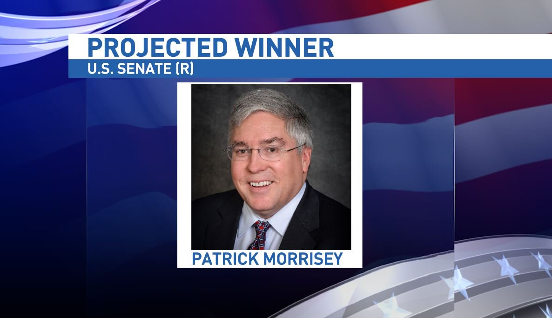 #BREAKING: @MorriseyWV wins GOP US Senate primary in West Virginia #YourVoiceYourFuture #WVPrimary
