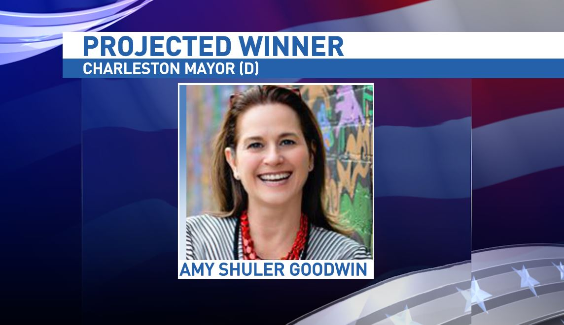 #BREAKING: Amy Goodwin wins Democratic Mayoral Candidate race #YourVoiceYourFuture #WVPrimary
