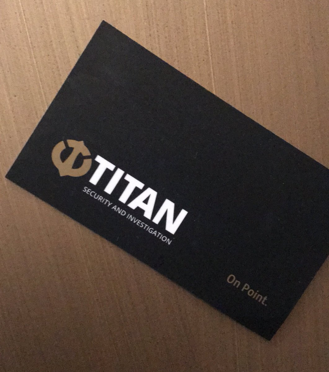 Titan Security Halifax on Twitter: \