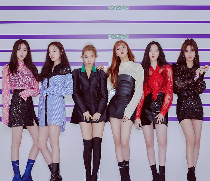 """G)I-DLE 