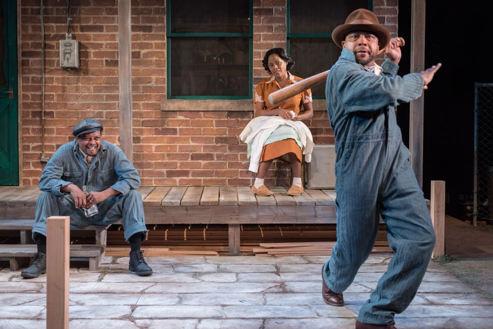 an analysis of the characters in fences by august wilson August wilson was named frederick august kittel when he was born to a german father and an african american mother in 1945 wilson was born and raised in pittsburgh, pa.