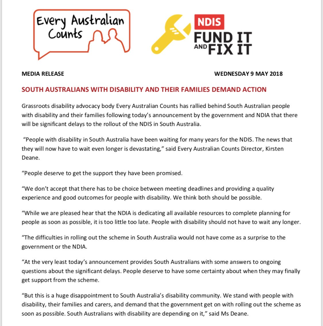 Disability Advocates Concerned By Plan >> Matthew Pantelis On Twitter Disability Advocates Concerned Over