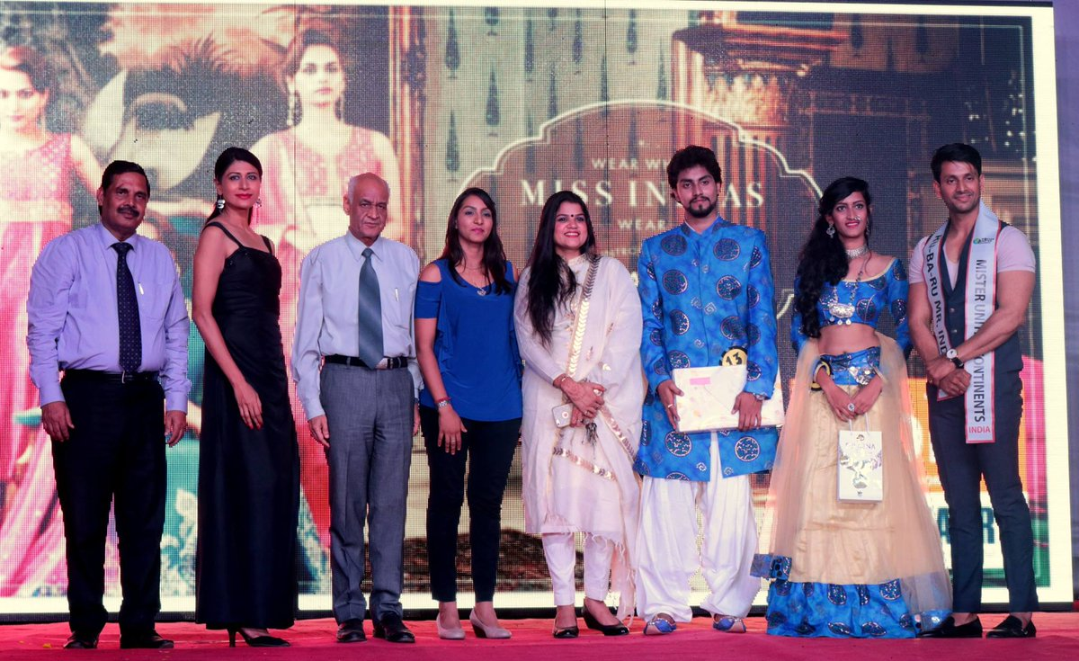 Amity University Gwalior On Twitter Amity School Of Fashion Design And Technology Conducted Fashion Show Named Paridhan Paridhan Which Was A Big Hit Amongst The Youth Saw Forty Two Models Displaying The Design