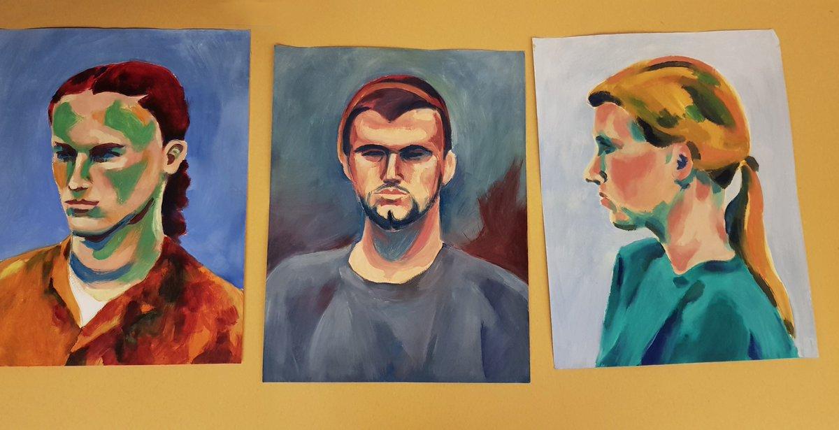 Musea Zutphen On Twitter De Cursus Portretschilderen In
