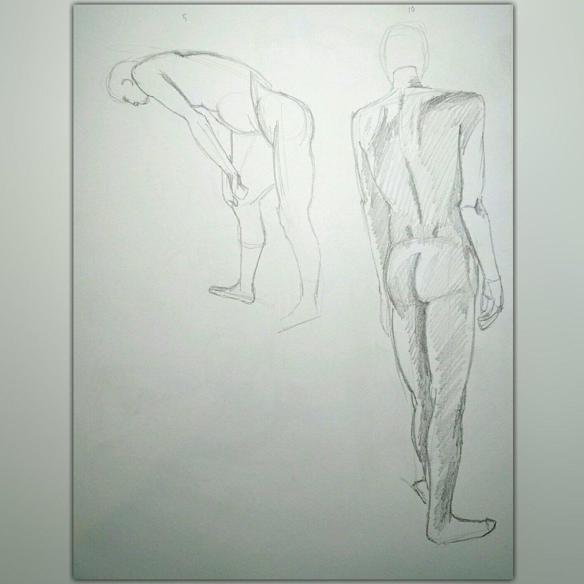 Hoodlum Design On Twitter Naked People More Life Drawing Anatomy