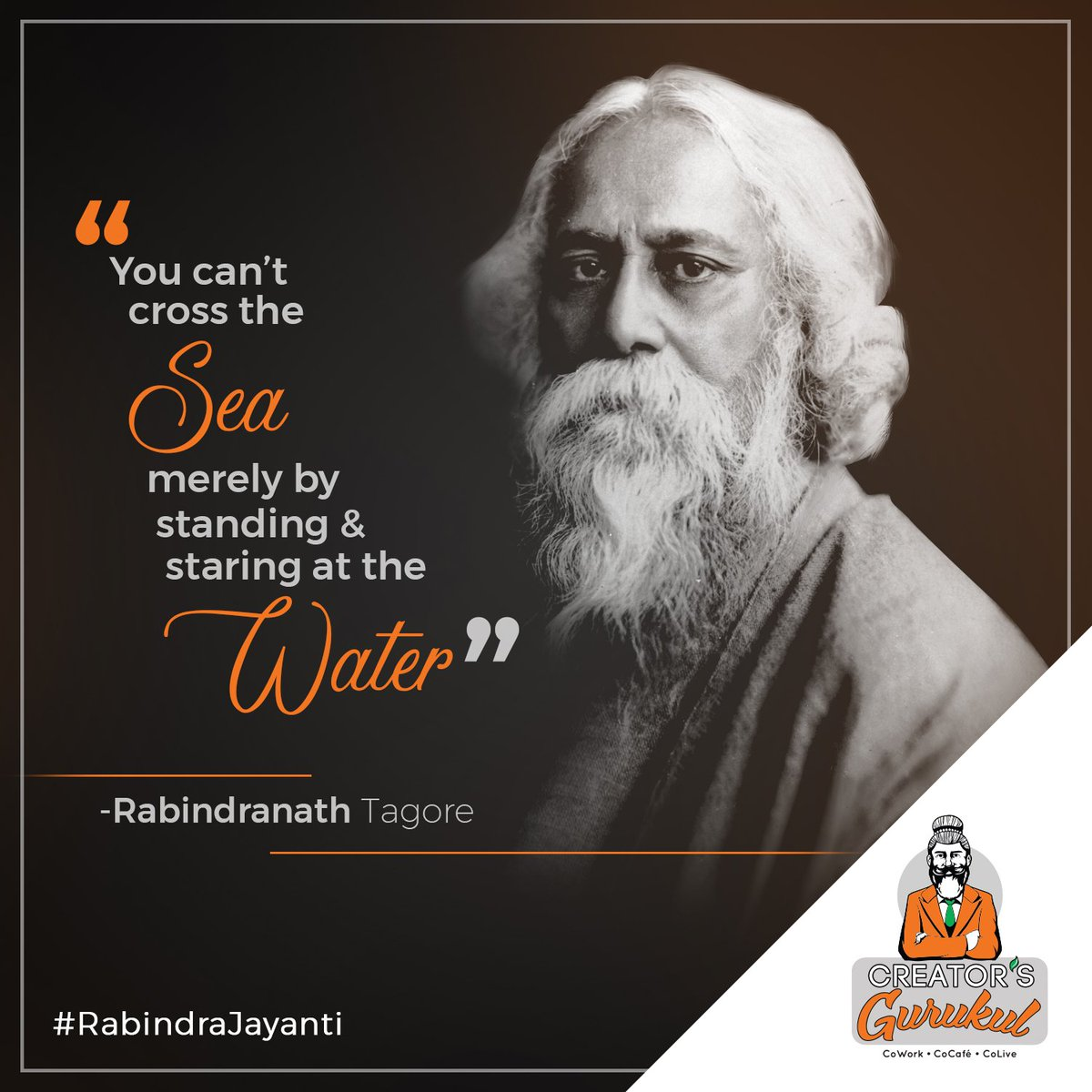 contribution of rabindranath tagore in the field of literature