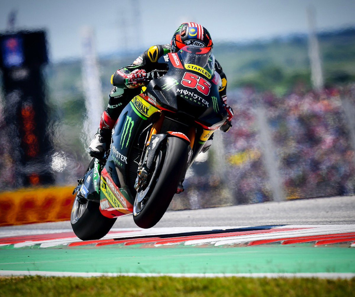 Hafizh Syahrin Monster Energy And Motogp  F F F