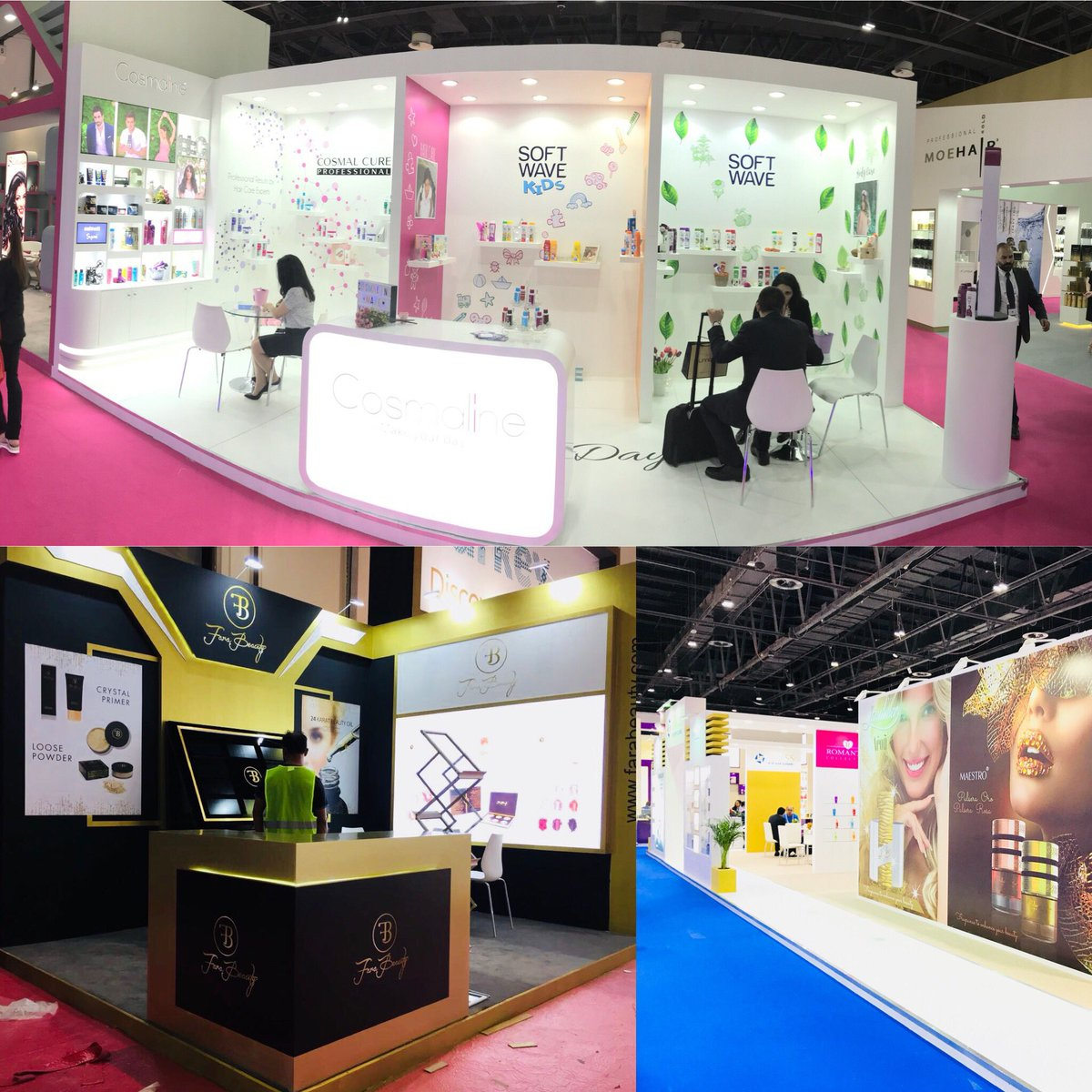 Exhibition Stand Makers In Dubai : Exhibition stand builders dubai beauty sky exhibitions