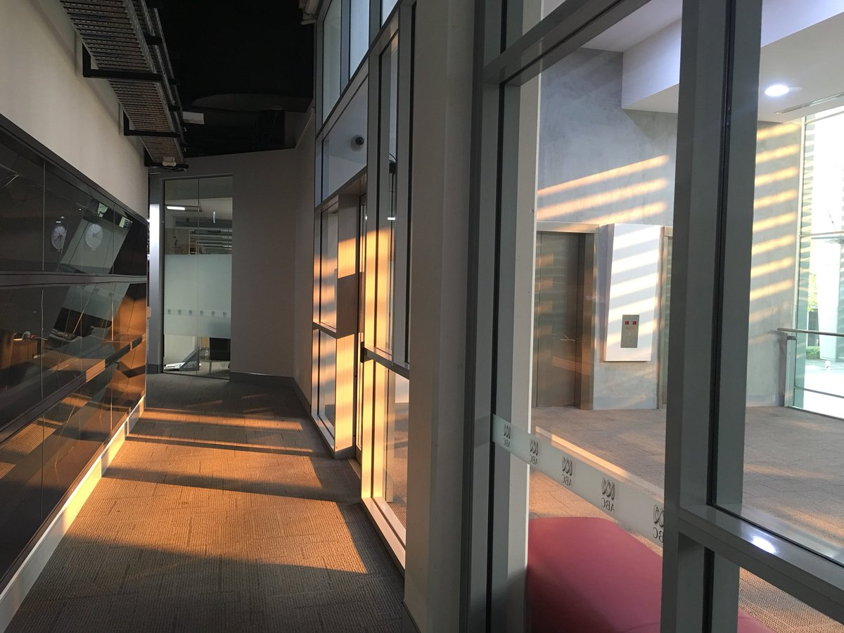 Sarah Knight On Twitter Particularly Golden Light In The Office