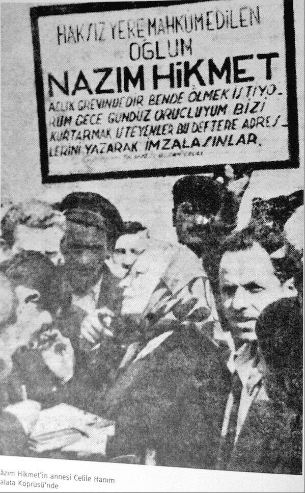 Solhafıza On Twitter 9 Mayıs 1950 Nazımhikmet Cerrahpaşa