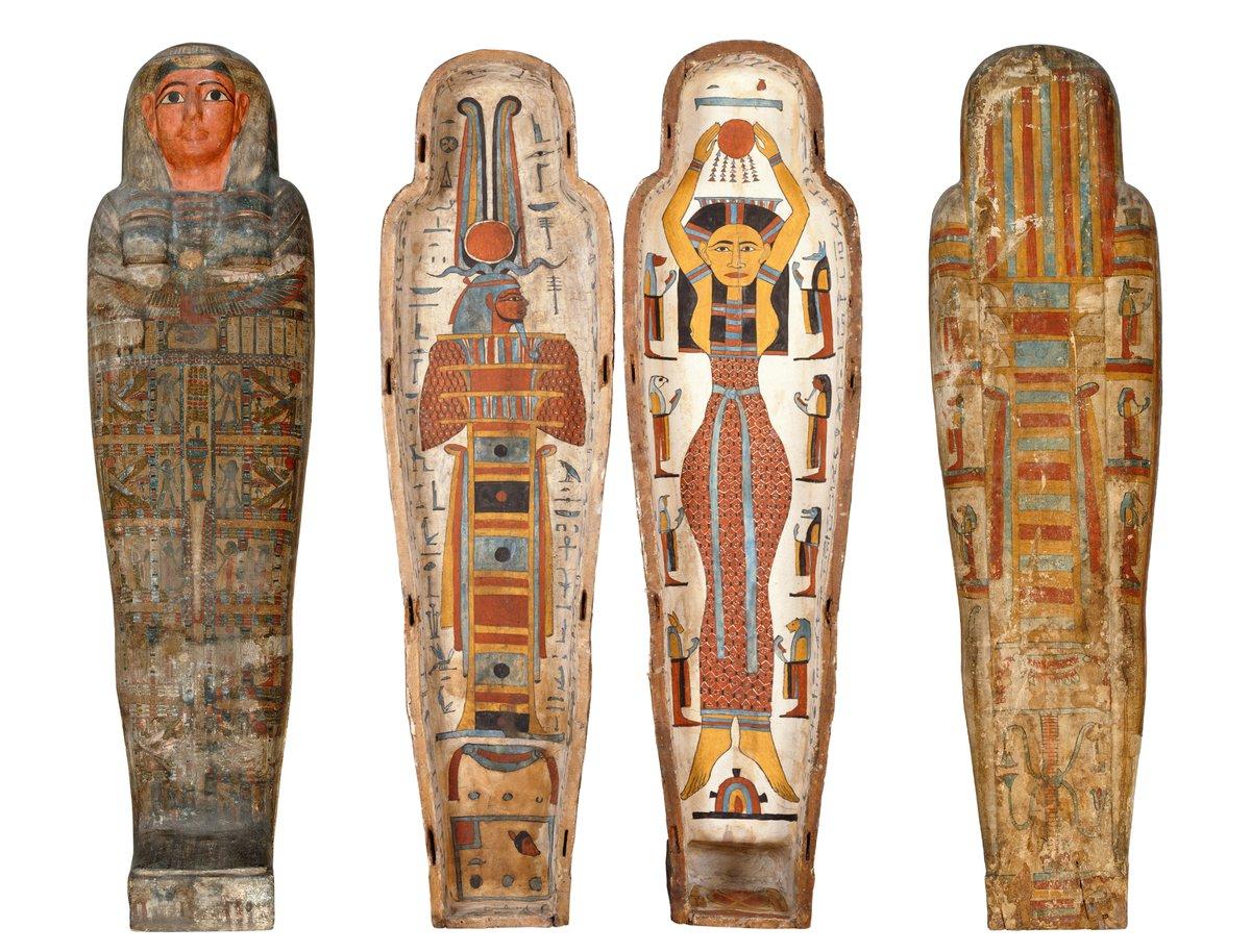 cercueil d'isetenkheb