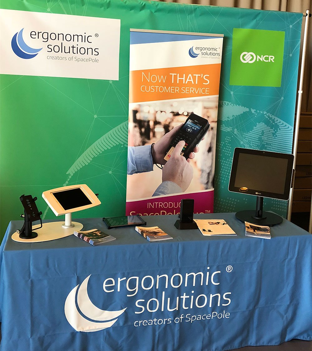 test Twitter Media - Set up and ready to go at #NCRInteract. Come and see how @Ergonomic_Sols enables great customer service https://t.co/Tp44bsPcKa