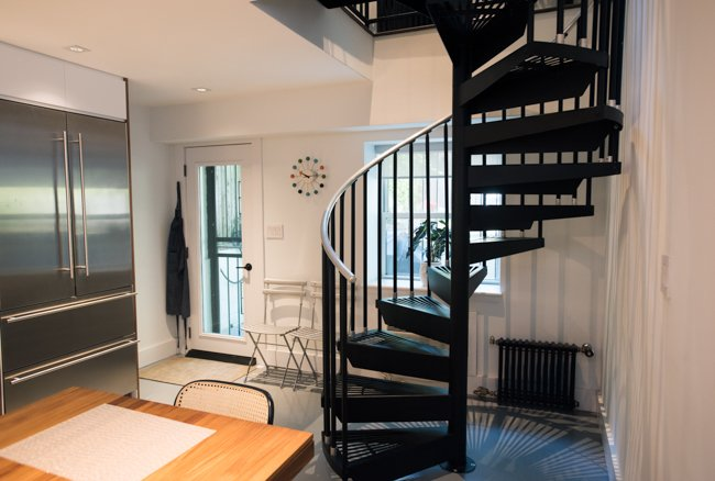 Salter Spiral Stair Provides Staircase Solutions In A Wide Range Of Styles  And Materials To Perfect Match Your Space: Http://ow.ly/H59H30jUyIg ...