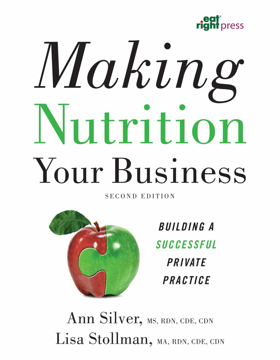 Eatrightpro on twitter do you want to start your own nutrition grab your blueprint to creating growing and maintaining a successful nutrition private practice httpst4sgllq8sfj eatrightpro rdchat malvernweather Gallery