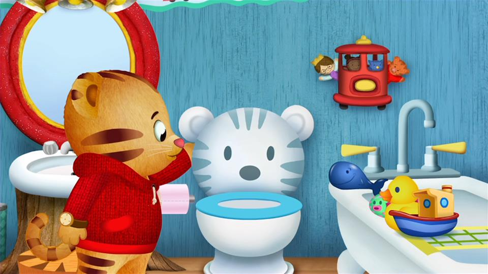 Tune In To Another Brand New Episode Of Daniel Tiger S Neighborhood On Pbskids Today Danieltigerpb Twitter B7qmwz8oym