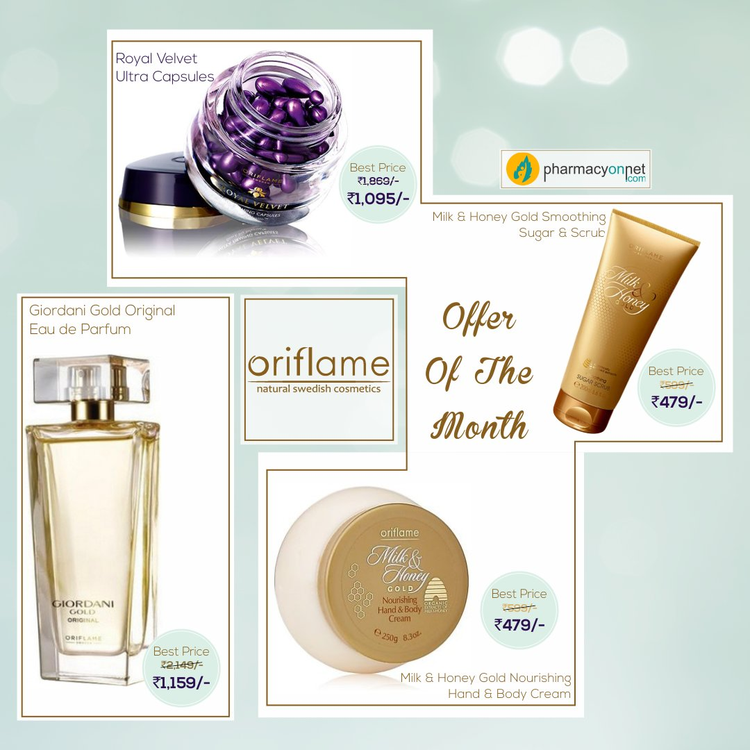 Pharmacyonnet On Twitter Shop Oriflame Online In India Lowest