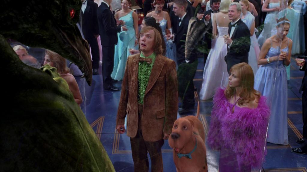 Thecriticalreviews On Twitter Shaggy Is Literally Dressed Like A Blunt In The Opening Scene Of Scooby Doo 2 Monsters Unleashed 2004