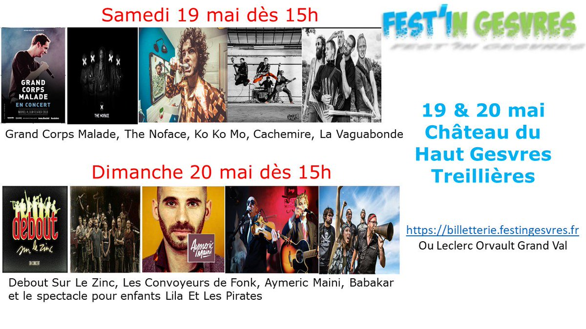 festival gesvres
