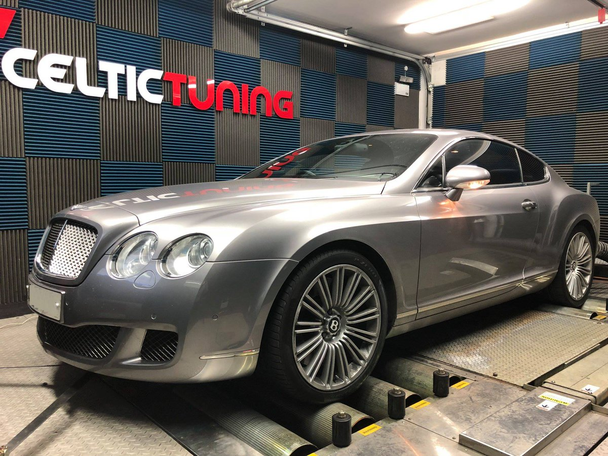 Celtic Tuning On Twitter Bentleycontinentalgt Speed Tuned The 6 0 W12 Engine Fitted To The Continental Gt Speed Is A Twin Turbo Unit Delivering 602bhp And 553lbft From Factory Results On The Dyno 132bhp