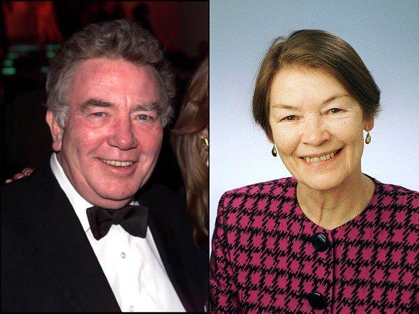May 9: Happy Birthday Albert Finney and GlendaJackson