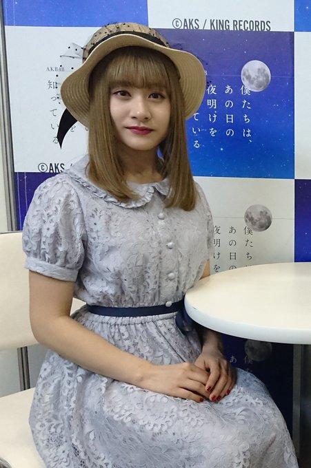 髪のアクセサリーが素敵な加藤美南さん