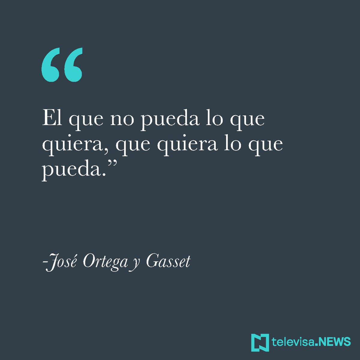 José Ortega Gasset Frase Recordamos José Ortega Gasset