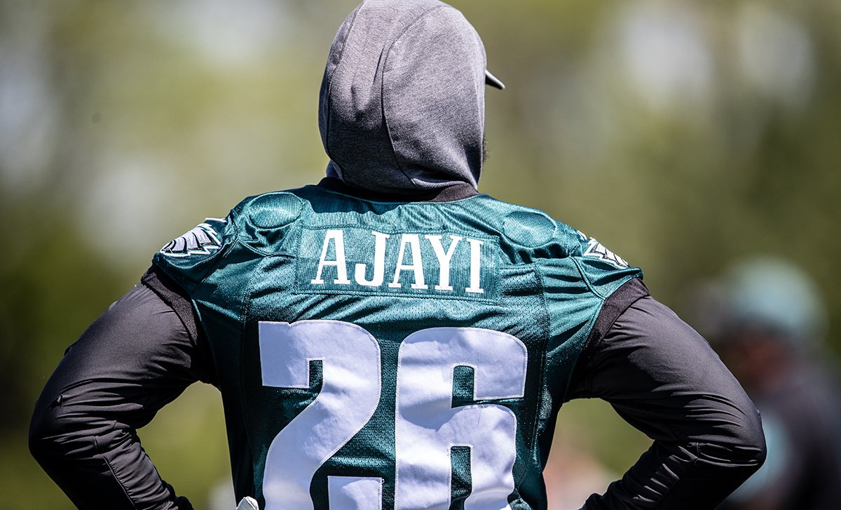 #Eagles OTAs, Phase 2.  ��: https://t.co/hNiSvs31Gx #FlyEaglesFly https://t.co/mm9A9BPK66