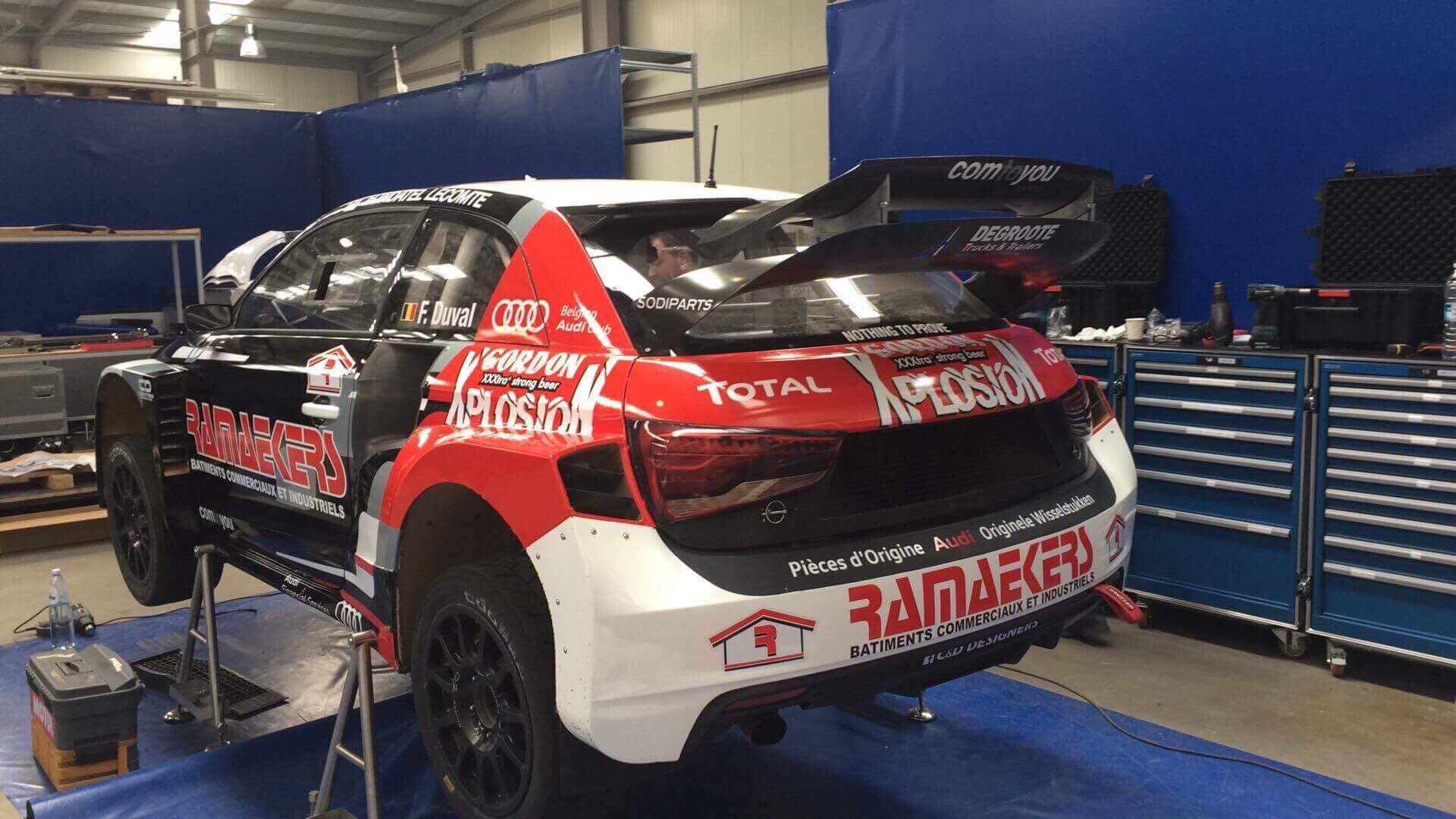 Mundial de Rallycross: Temporada 2018 - Página 9 DcwoMafW4AAsb0n