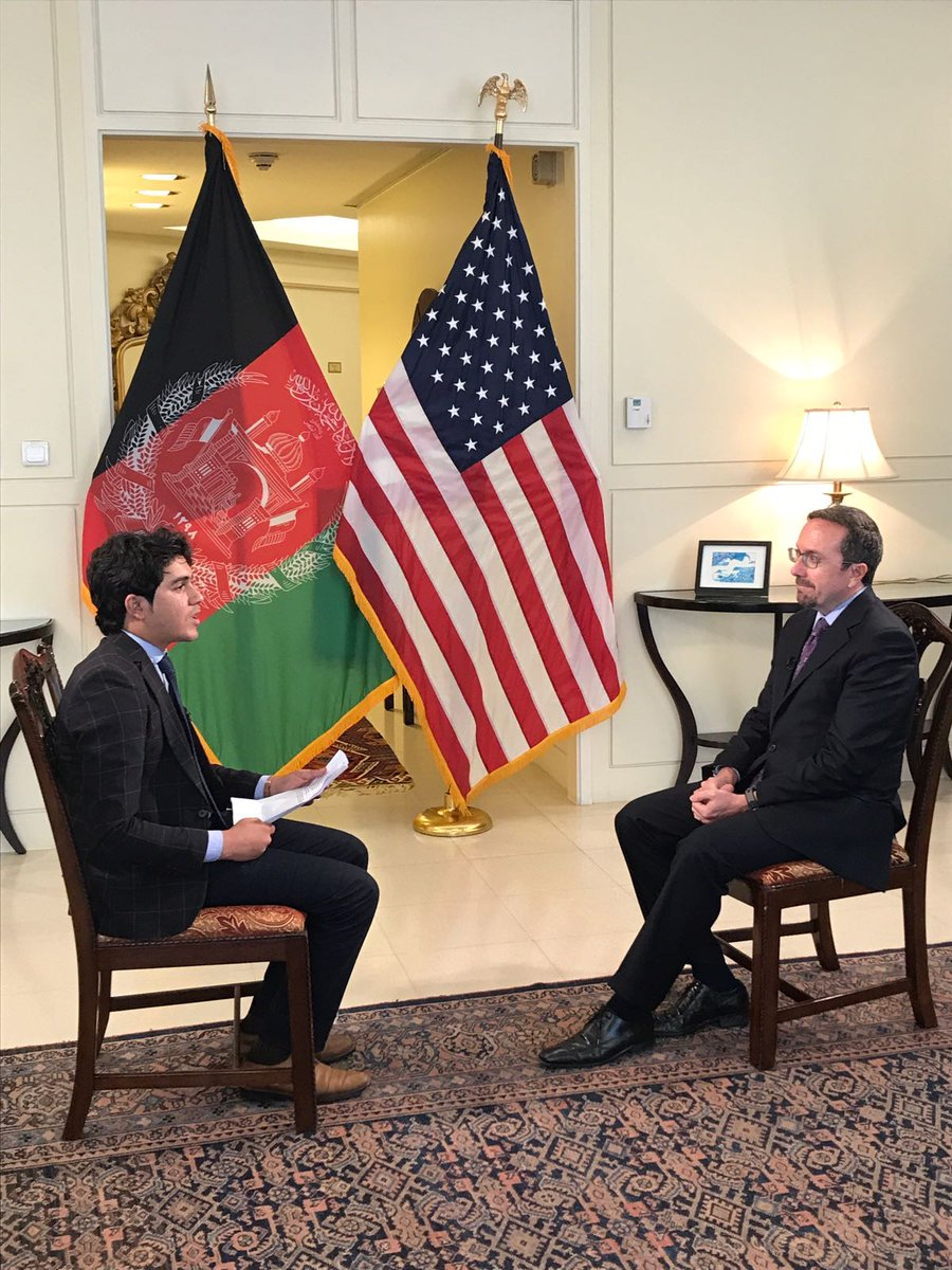 Thank you to @shamshadnetwork for a great discussion during our interview yesterday.  I look forward to watching the final broadcast tonight at 10 p.m.!