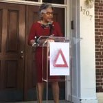 """""""We have to do more than stand up and take 30 seconds of silence."""" --@RepBeatty #DST4GunReform"""