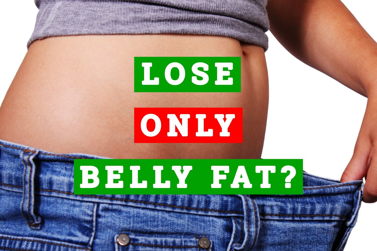 """Lifehack on Twitter: """"The Biggest Myth About Losing Belly Fat: Can"""