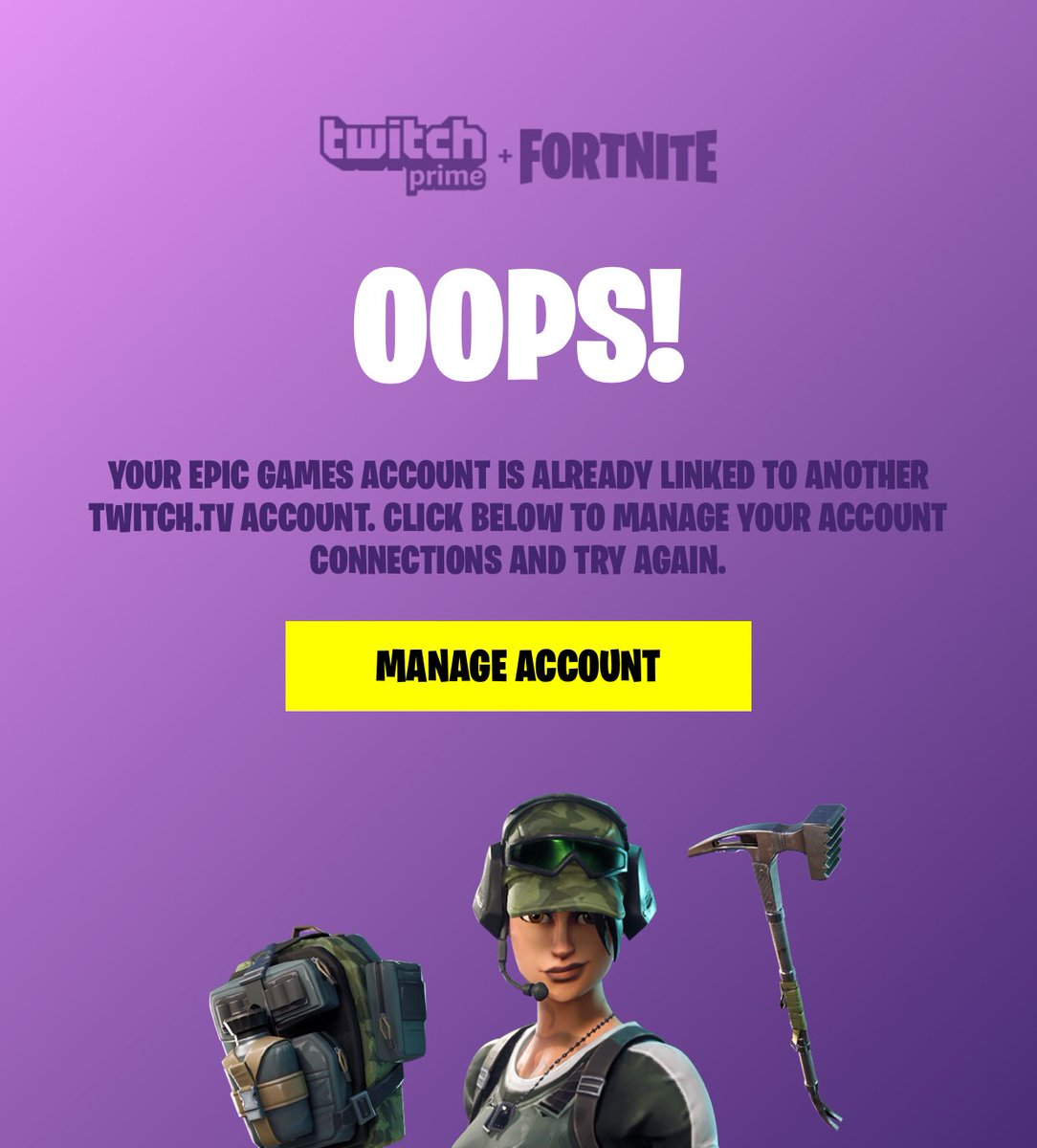 Twitch Prime on Twitter: