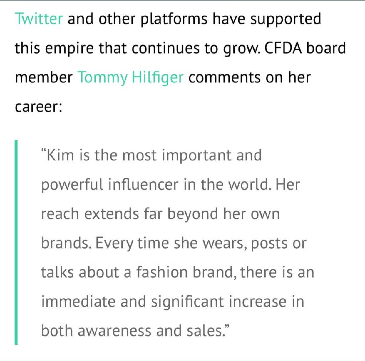 I love you @TommyHilfiger Thank you for your kind words ❤️ https://t.co/VDT7gi0Igr
