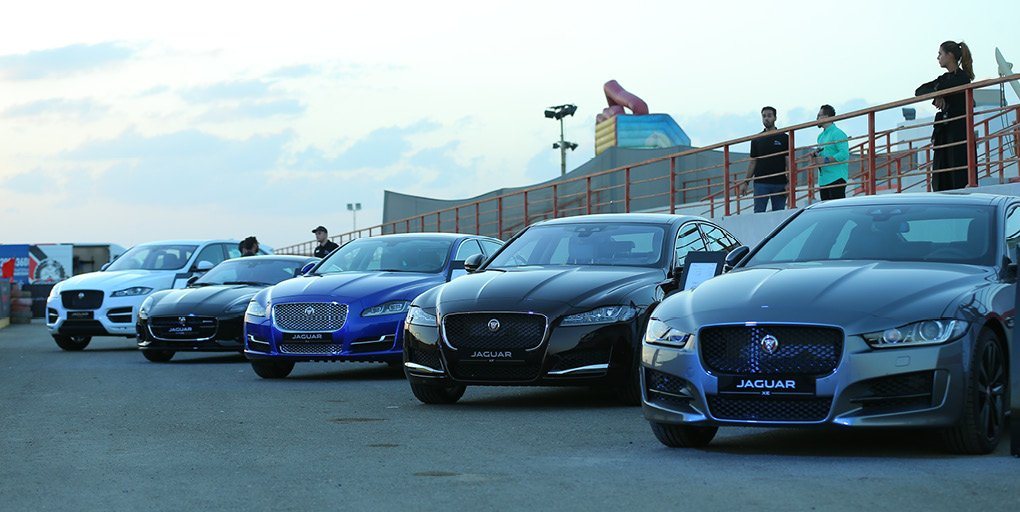 Naghi Motors Jaguar Saudi Arabia