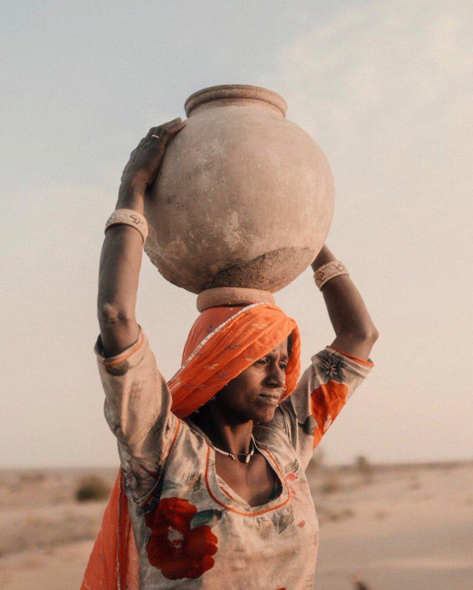 Doorstep Thar Desert India