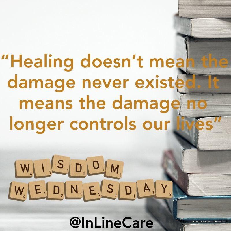 H e a l i n g  i s  a  j o u r n e y  - #wednesdaywisdom #wisdomwednesday #wisdomquotes #InlineCares #CaringLove #nurselife #Quotes #HospitalMemes #HospitalQuotes #InLineCaresMore #twitterwisdom #tweetquotes #twitterlovepic.twitter.com/4Sm9bIZABr