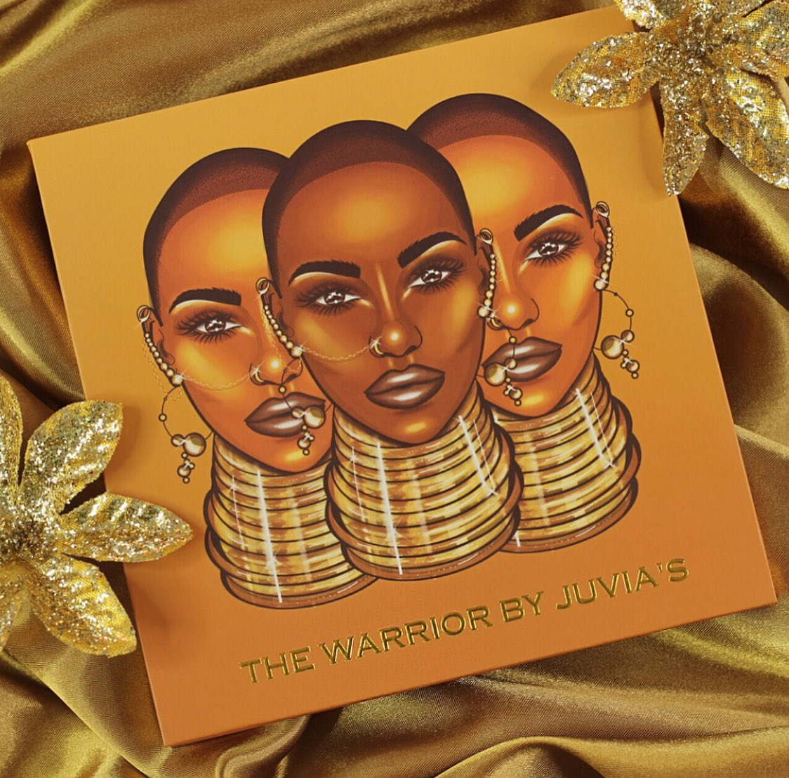 "✨ on Twitter: ""The new Juvia's place Warrior palette is out now on ..."