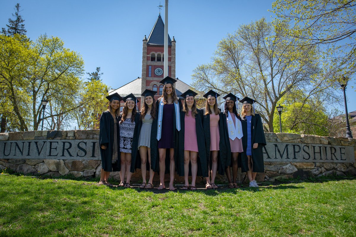 U Of New Hampshire On Twitter Its Almost Time For Commencement