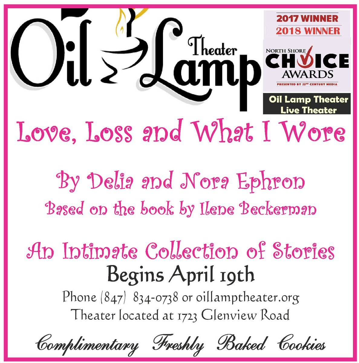 Great ... This Weekend Or Call Our Box Office To Buy Mom A Gift Certificate Good  For Any Oil Lamp Theater Show.  #perfectmothersdaygiftpic.twitter.com/i1j4JzHgCG