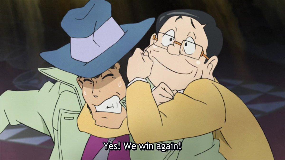 "Okaa-Shroom Online @ Detective Conan ≠ ""gory crap"" on"