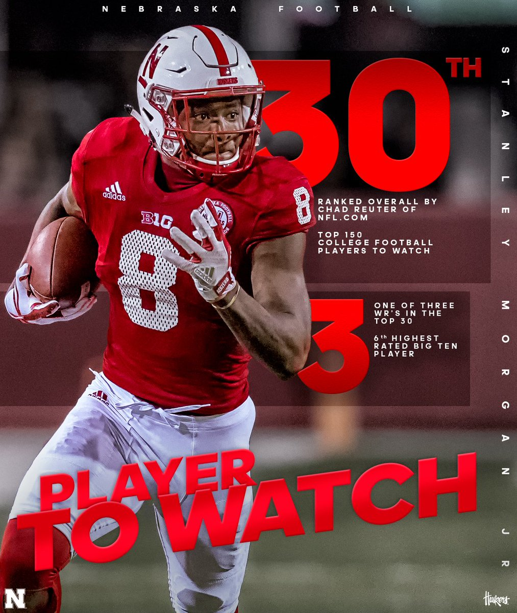 Top 150 players to watch in college football. @Thekidstan coming in at 3️⃣0️⃣. ✊ #GBR