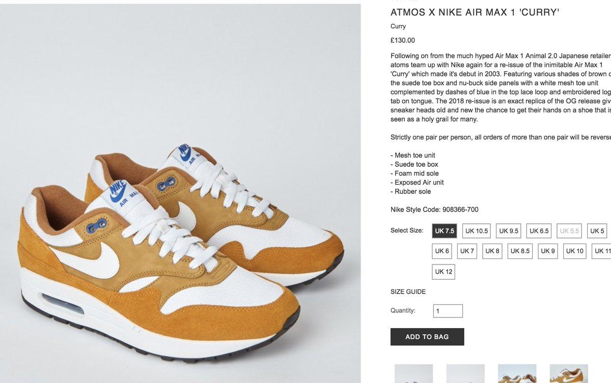 heißer verkauf Nike Air Classic BW Sneaker Gr. 43 UK 8,5