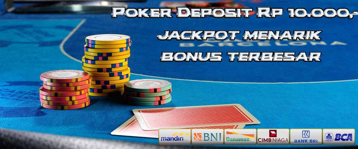Pokerdeposit10rb Hashtag On Twitter