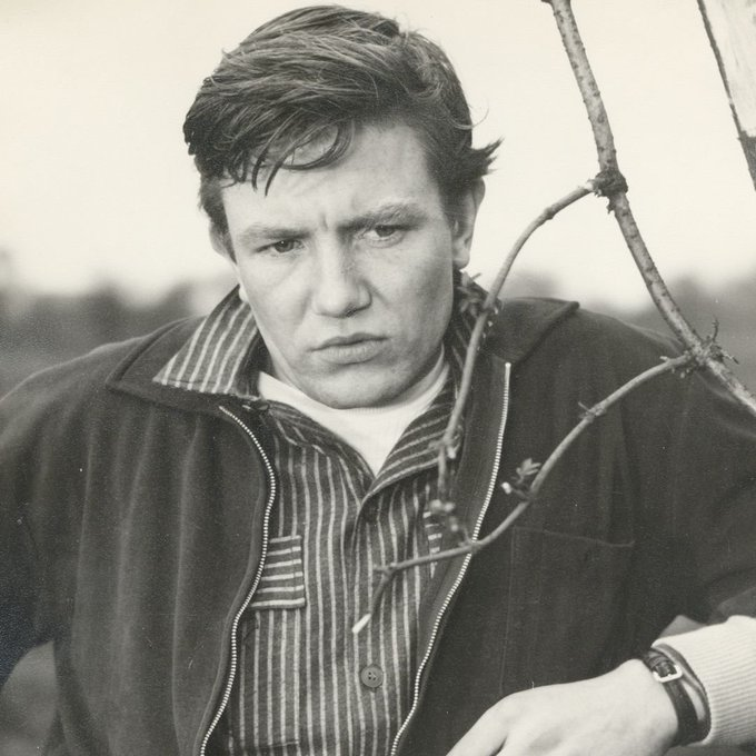 Happy birthday to Albert Finney, in 1936!