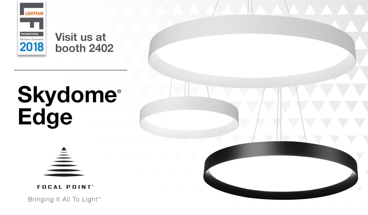 Sci sci lights twitter for Skydome light fixture