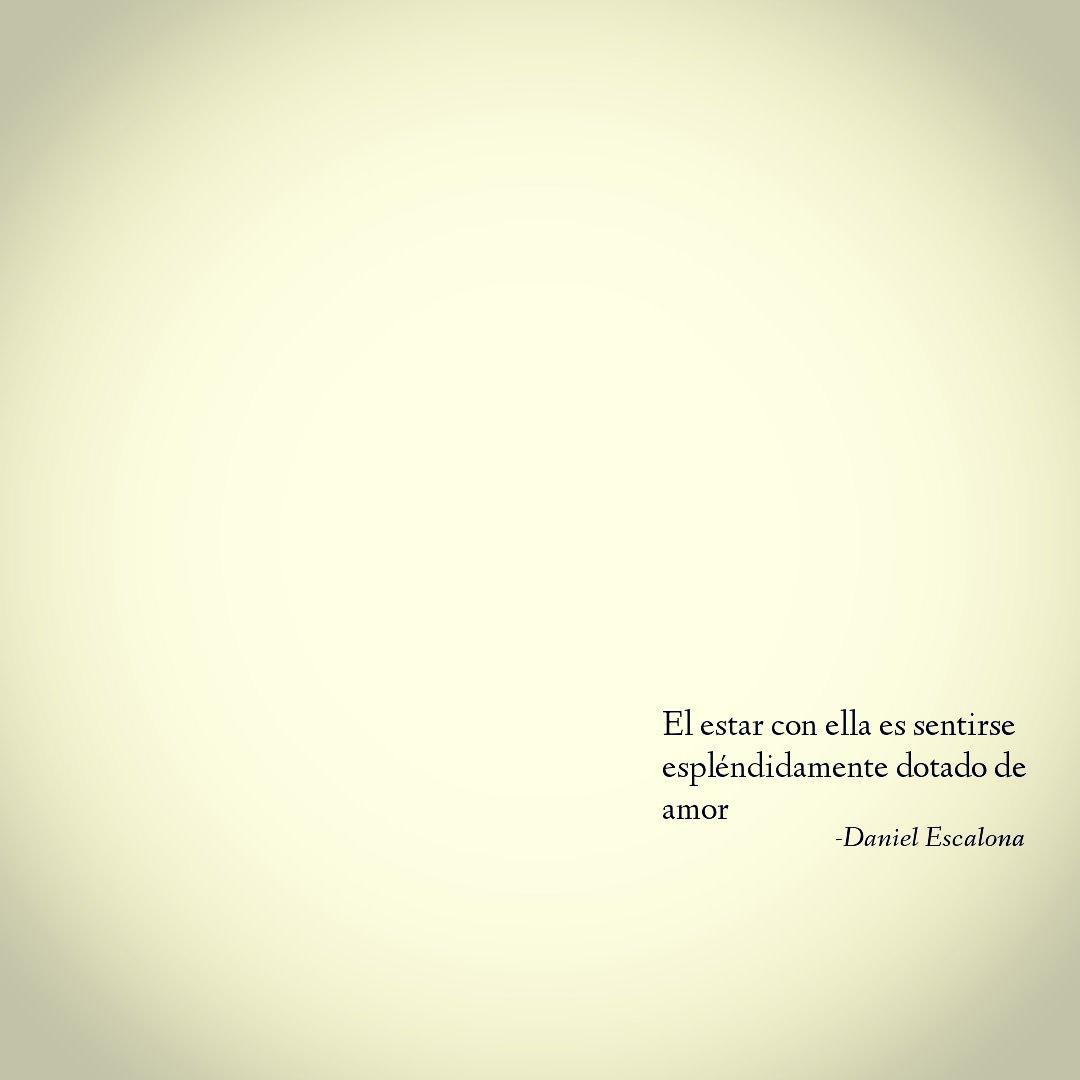 Daniel Escalona On Twitter Letras Pasion Inspiracion Poesia