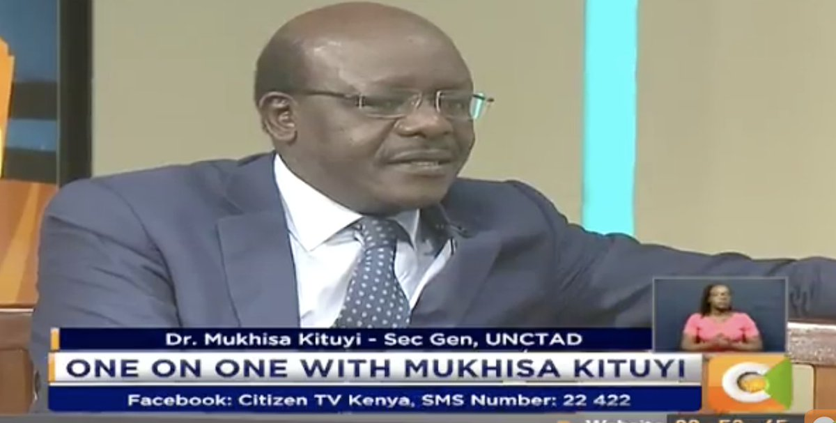 6957ff1d834b Mukhisa kituyi on the handshake: the first thing that went through my mind  when that happened was that 'thank god they kept their word' i had been ...
