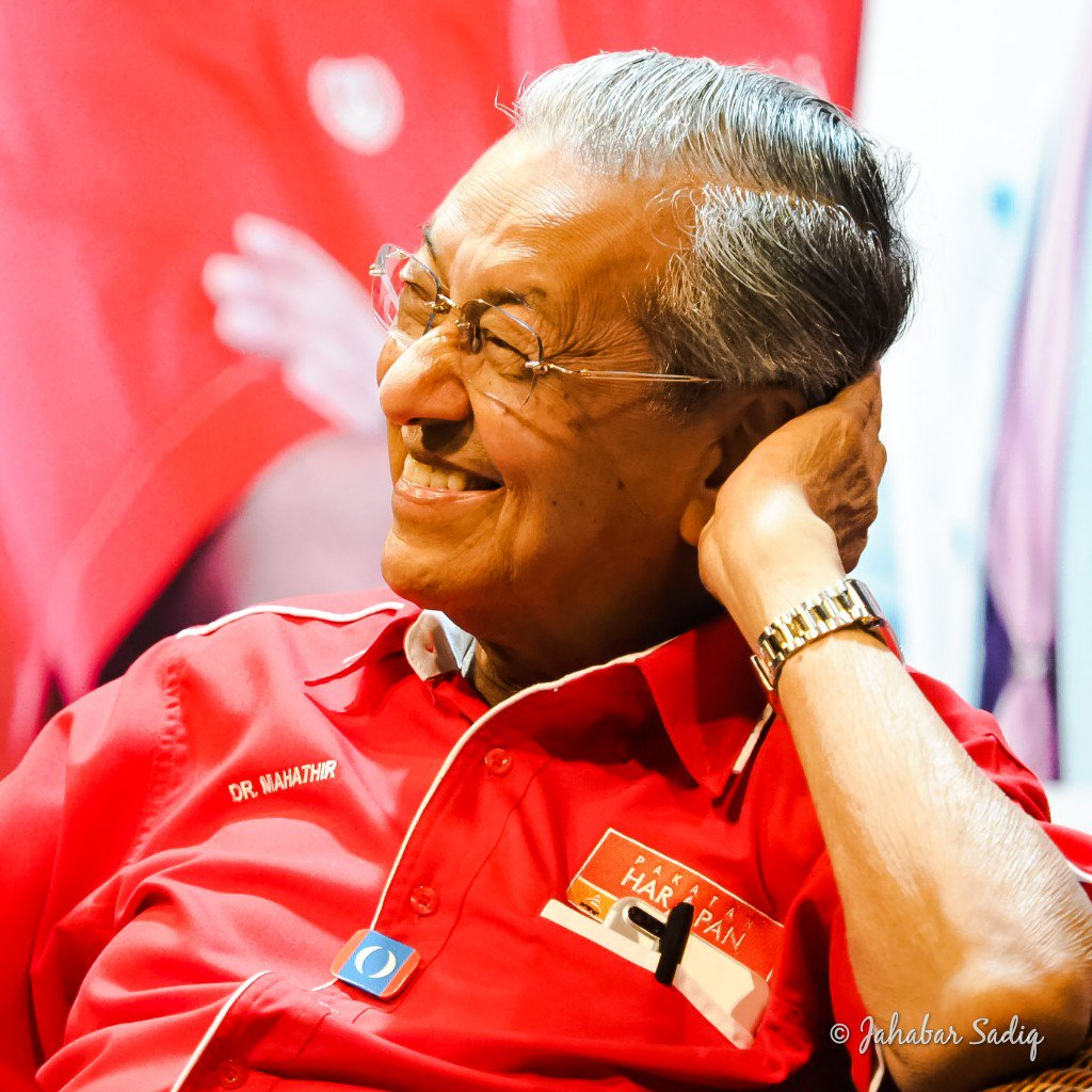 Image result for dr. mahathir 9 may 2018