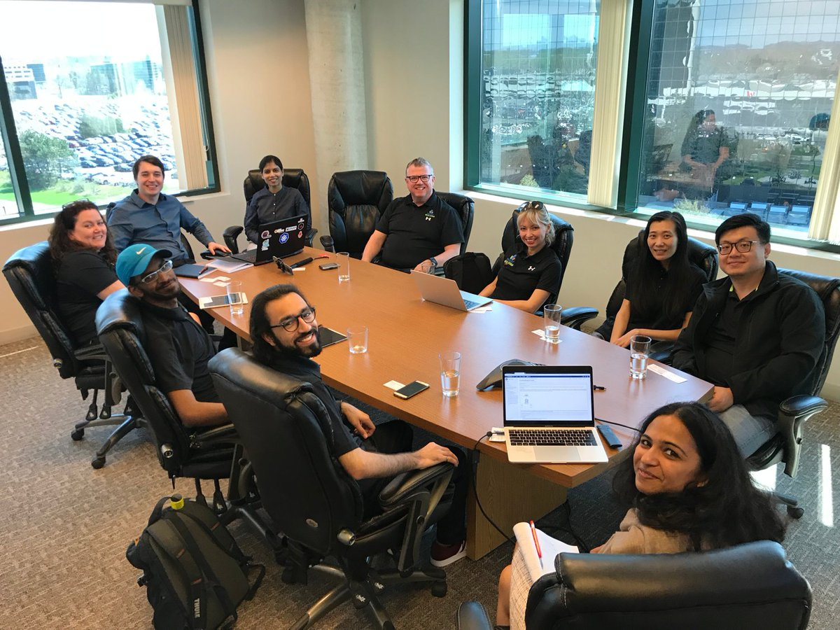 CENGNCanada On Twitter Project Kickoff Meeting With